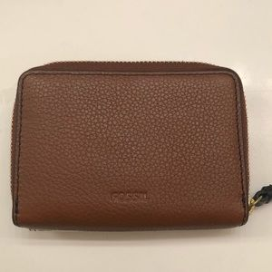 Fossil Bags - Fossil Fiona zip coin wallet